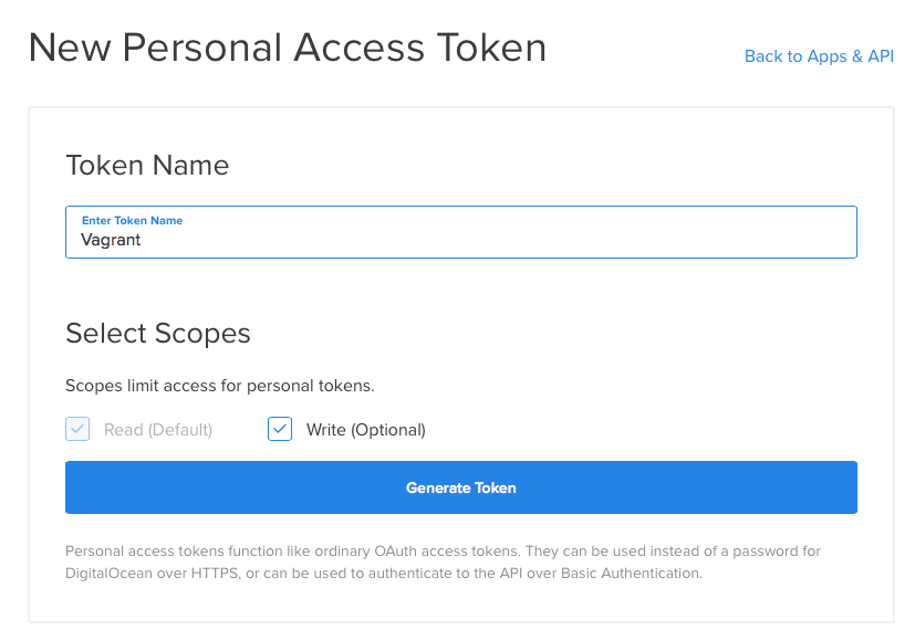 DigitalOcean_API_NewPersonalAccessToken