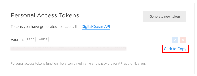 DigitalOcean_API_PersonalAccessTokenGenerated