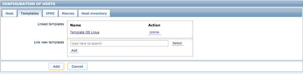 zabbix_configuration_of_hosts_templates_tab