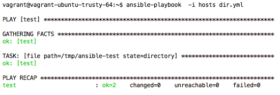 ansible-test-run