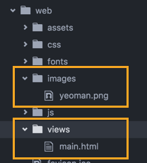 yii2-grunt-angular-app-web