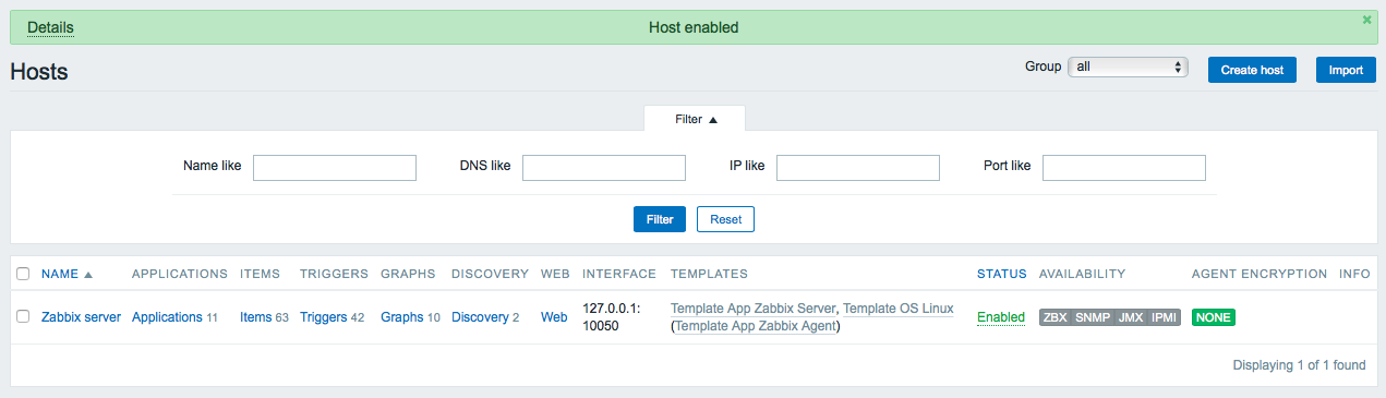 installing-zabbix-3-0-enable-monitoring-zabbix-server-host