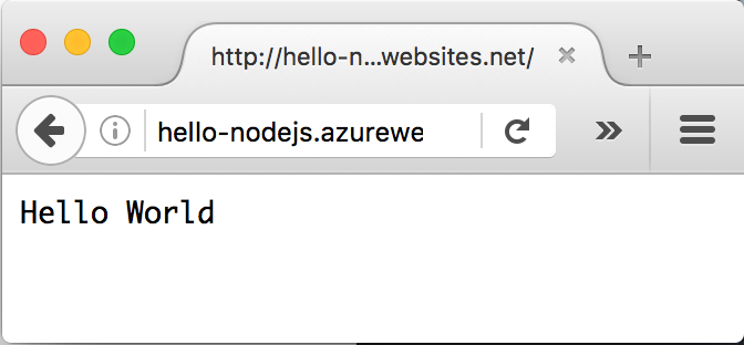 azure-webapp-node-js-browse-helloworld